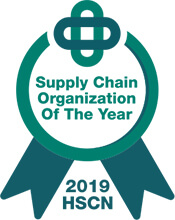 Supply Chain Organization of the Year - 2019 HSCN
